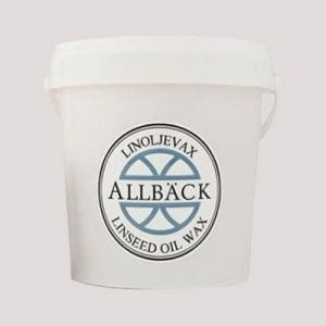 Allback Linseed Wax